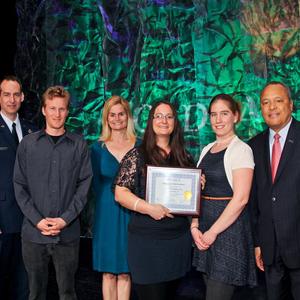 Drug Free Communities Award
